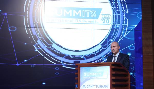 2. Uluslararası Akıllı Ulaşım Sistemleri Zirvesi Başladı