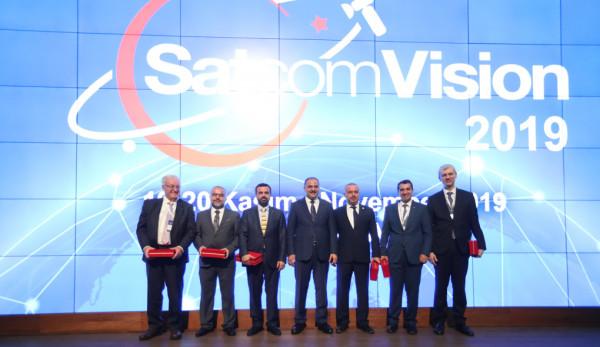 Bakan Yardımcısı Sayan: Türkiye'nin İlk Yerli Ve Milli Uydusu 2022'de Yörüngedeki Yerini Alacak