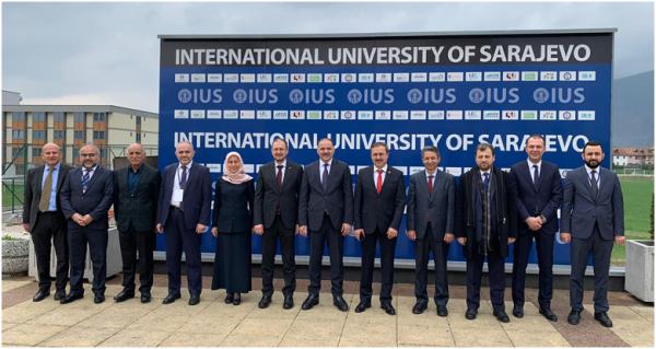 Bosna Hersek-Türkiye Ortak BIT Forumu Başladı