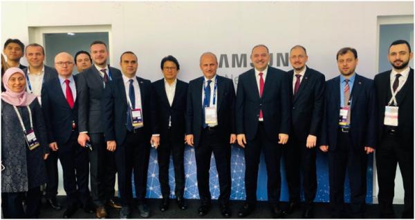GSMA 2019 Mobil Dünya Kongresi Yapıldı