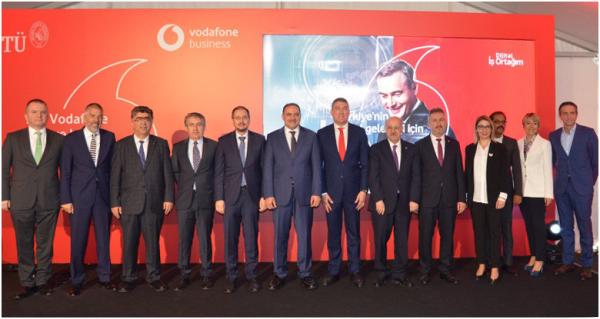 İTÜ Vodafone Future Laboratuvarı Açıldı