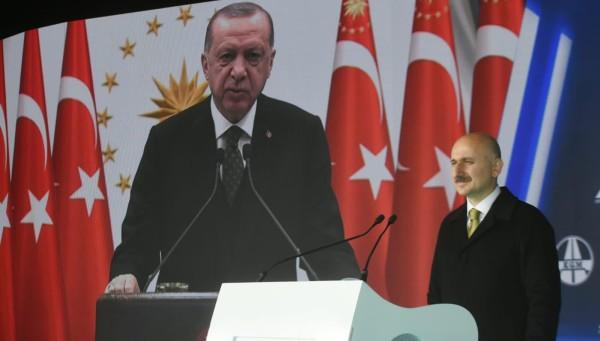 Türkiye'nin En Akıllı Otoyolu Hizmete Açıldı