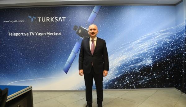 Türkiye'nin İlk Millî Haberleşme Uydusu TÜRKSAT 6A 'Space X' Tarafından Fırlatılacak